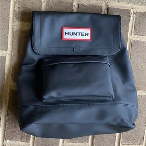 NWT Hunter for Target Large Black Backpack